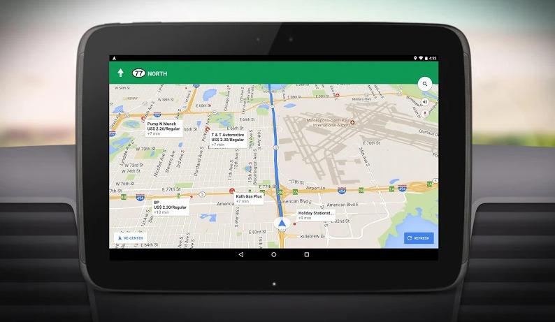How Google Map Speak In Malayalam